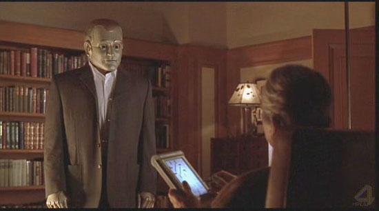 Кадр из фильма «Двухсотлетний человек»