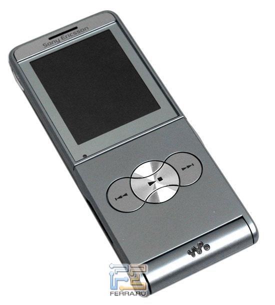 Sony Ericsson W350i 1