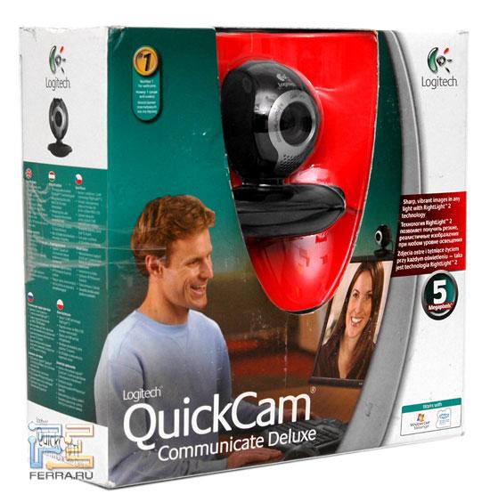 Упаковка камеры 1