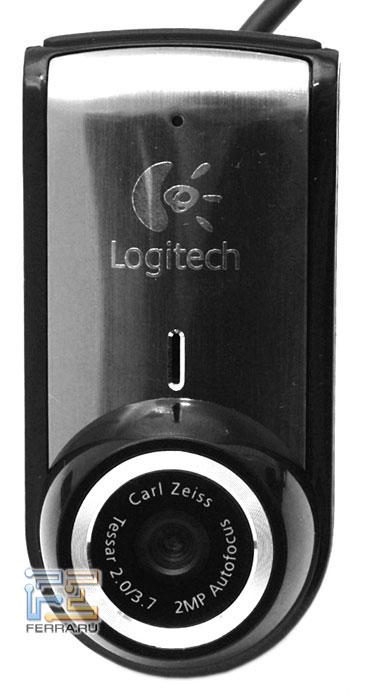 Logitech QuickCam Pro for Notebooks 2