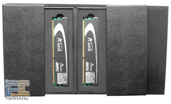 A-DATA DDR3-1600X 4