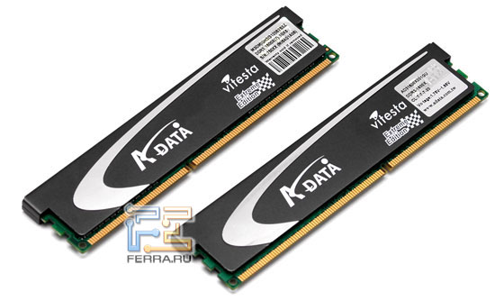 A-DATA DDR3-1600X 5