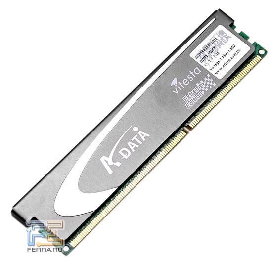 A-DATA DDR3-1600X 6