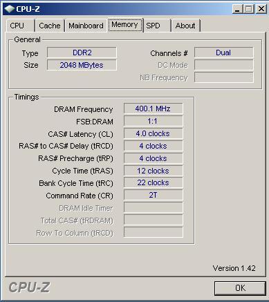 Corsair CM2X1024-6400C4 5