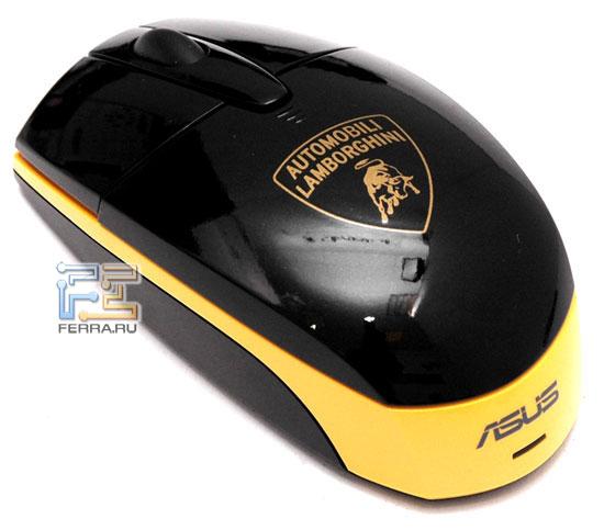 ASUS Lamborghini VX3: мышка