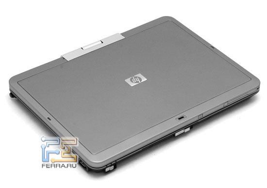 HP Compaq 2710p: внешний вид в закрытом состоянии
