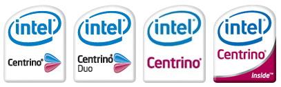 ��������, ����������� ��� ����������� �������� ��������� ��������� Intel Centrino (Napa)