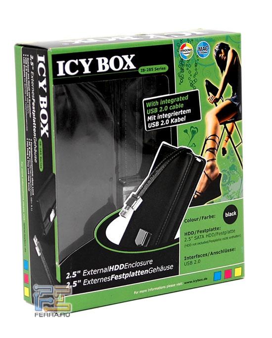Коробка ICY BOX IB-285 1