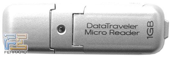 Kingston DataTraveler MicroReader 1GB 5