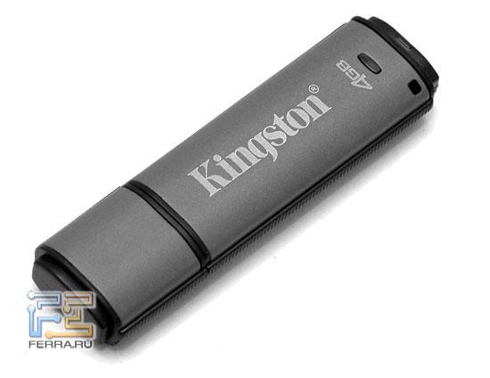 Kingston DataTraveler Secure 4GB 4