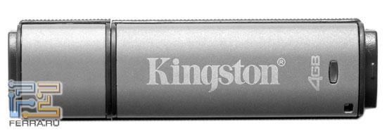 Kingston DataTraveler Secure 4GB 5