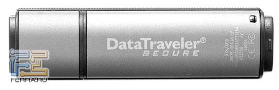 Kingston DataTraveler Secure 4GB 6