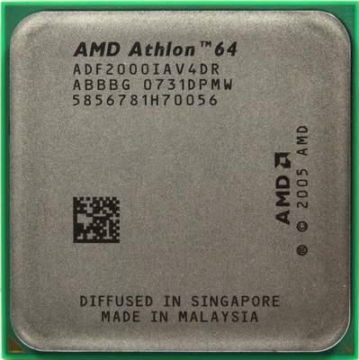 AMD Athlon 64 2000
