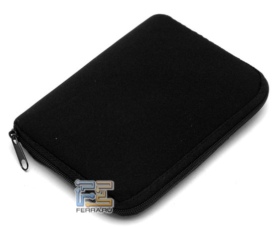 Комплект поставки 3Q Fast Portable HDD External 320GB 4