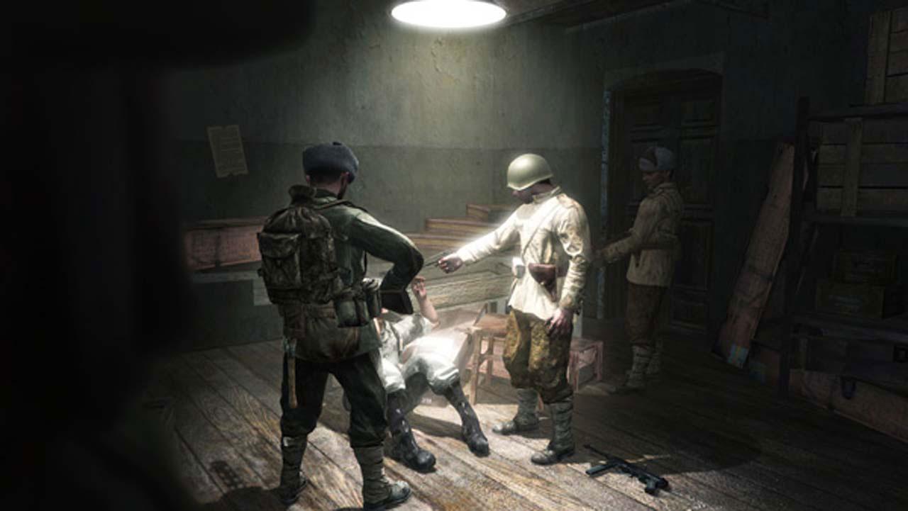 Descarga Call Of Duty 5 World At War Full/Pc/Español Serial+Crack.