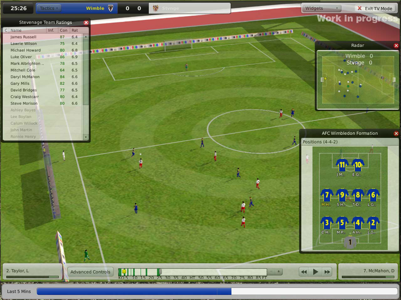 Скачать Football Manager 2009 (2008/Multi4/RIP by Synergy) .