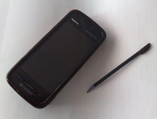 5800 - первая сенсорная Nokia