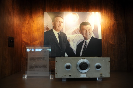 Аудиоосциллятор Билла Хьюлетта и Дэвида Паккарда