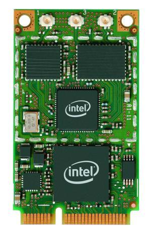 Сетевая карта Intel Wireless Wi-Fi Link 4965AGN