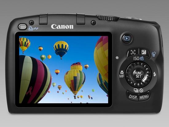 Canon PowerShot SX110 1