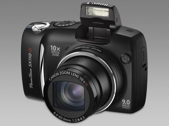 Canon PowerShot SX110 2