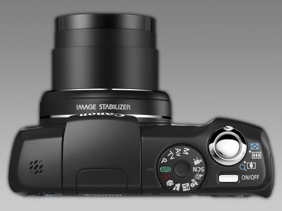 Canon PowerShot SX110 3