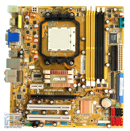 ASUS M3A78-EMH HDMI