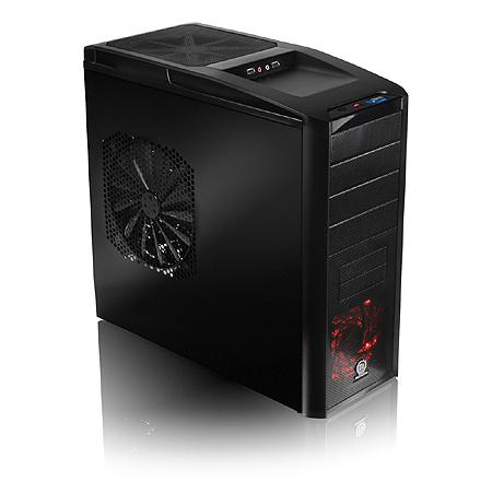 Корпус Thermaltake V9 Black Edition