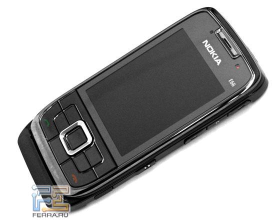 Nokia E66 1