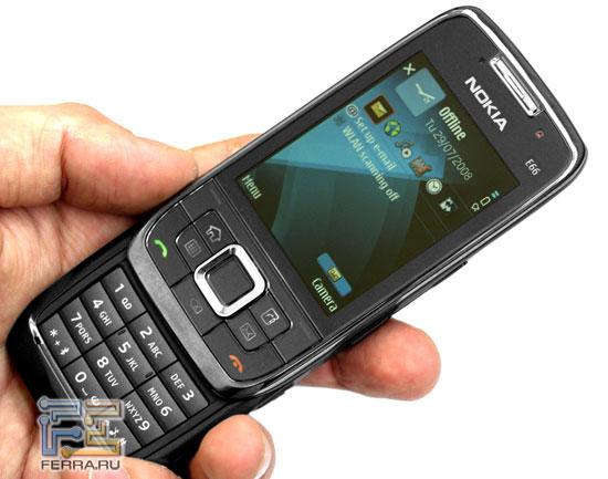 Nokia E66 4