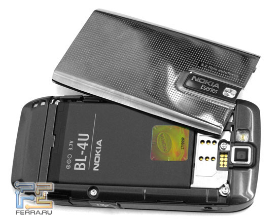 Nokia E66 6