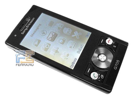 Sony Ericsson G705 5