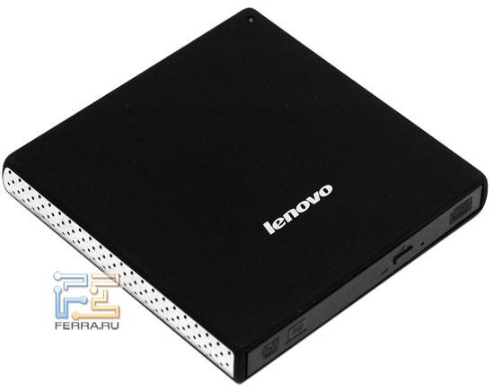 Lenovo IdeaPad U110: оптический привод