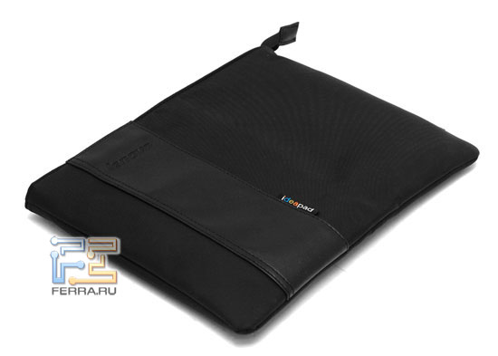Lenovo IdeaPad U110: чехол
