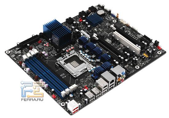 Материнская плата Intel DX58SO
