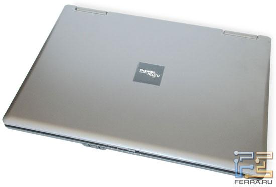 Fujitsu Siemens ESPRIMO V5535: внешний вид в закрытом состоянии
