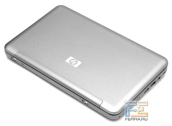 HP Mini-Note PC 2133: внешний вид в закрытом состоянии