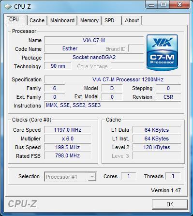 HP Mini-Note PC 2133: