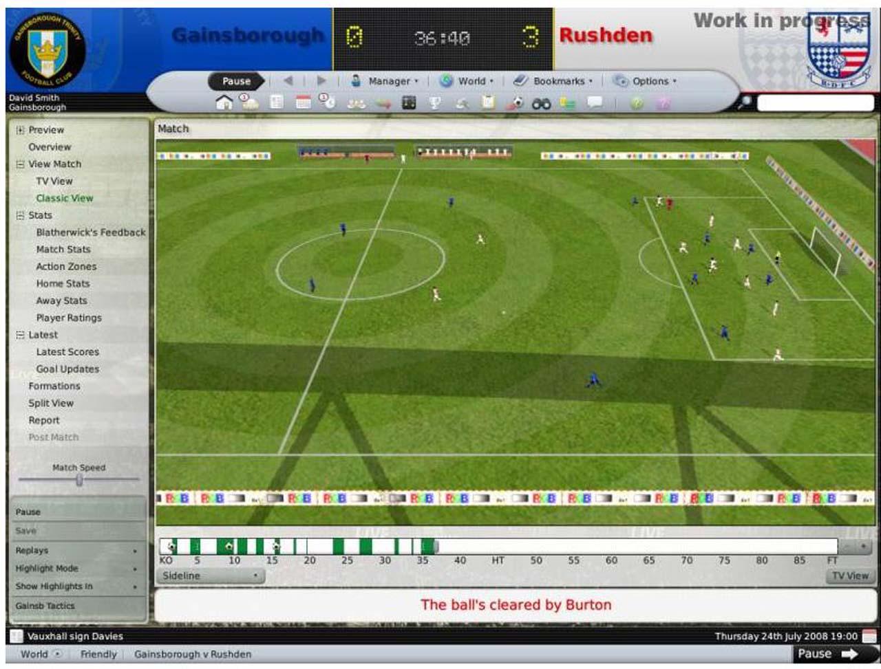 Скачать торрент игры Football Manager 2010 (2009) RePack RUS Здесь
