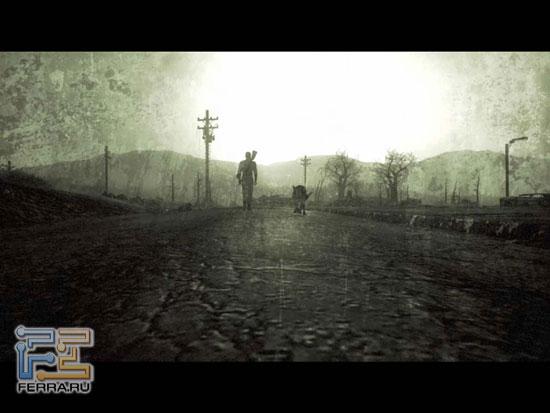 Кто это там сказал «Я легенда»? Вообще-то – это концовка Fallout 3