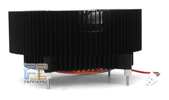 Кулер Floston FVC350HC: вид сбоку