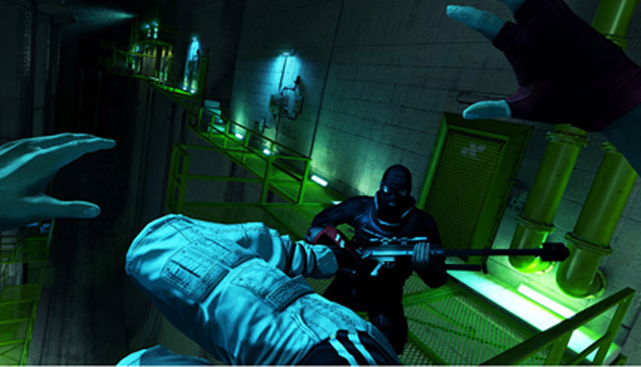 Скриншоты для Mirror's Edge.