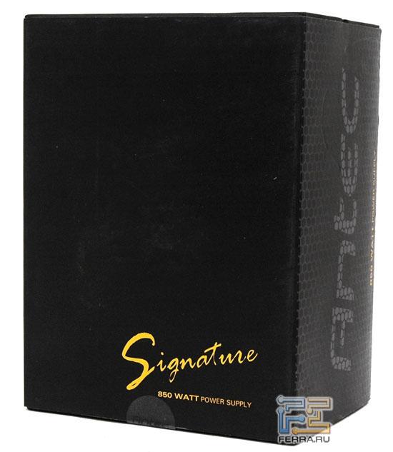 Блок питания Antec Signature SG-850, упаковка 1