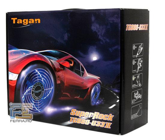 Блок питания Tagan SuperRock TG880-U33 II, упаковка 1