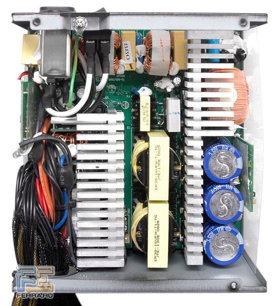 Монтаж Tagan SuperRock TG880-U33 II 1