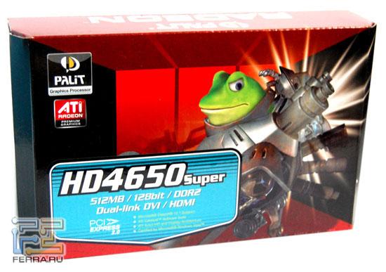 Упаковка видеокарты