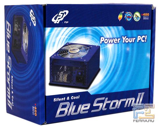 Blue Storm II 400W, упаковка 1