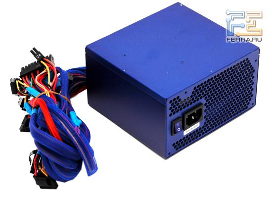 Blue Storm II 400W
