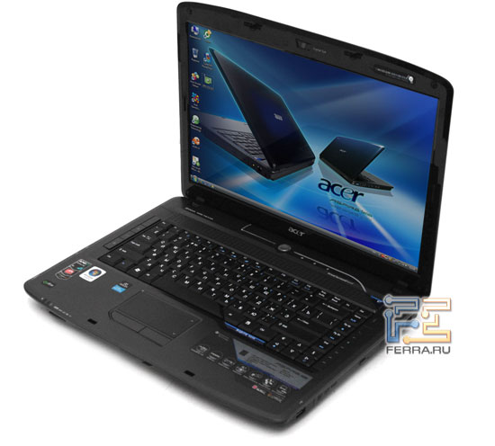 Acer Aspire 5530: ������� ��� � �������� ���������
