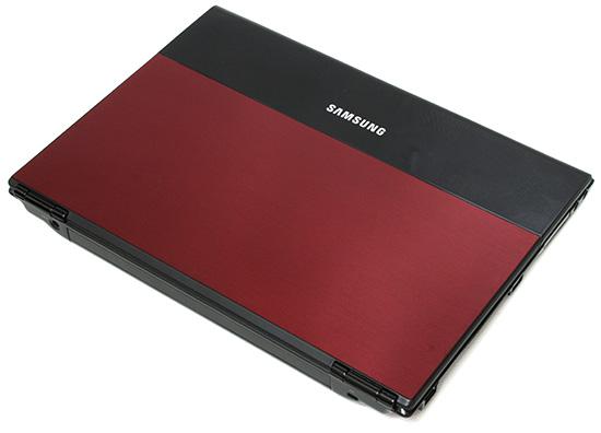 Samsung X360. Внешний вид в закрытом состоянии